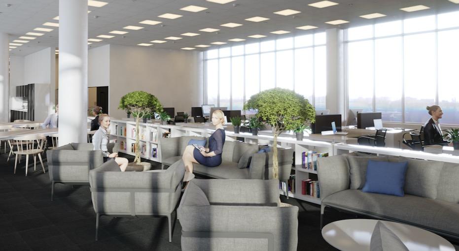 Vetovoimaisia toimitiloja tarvitaan nyt ja tulevaisuudessa